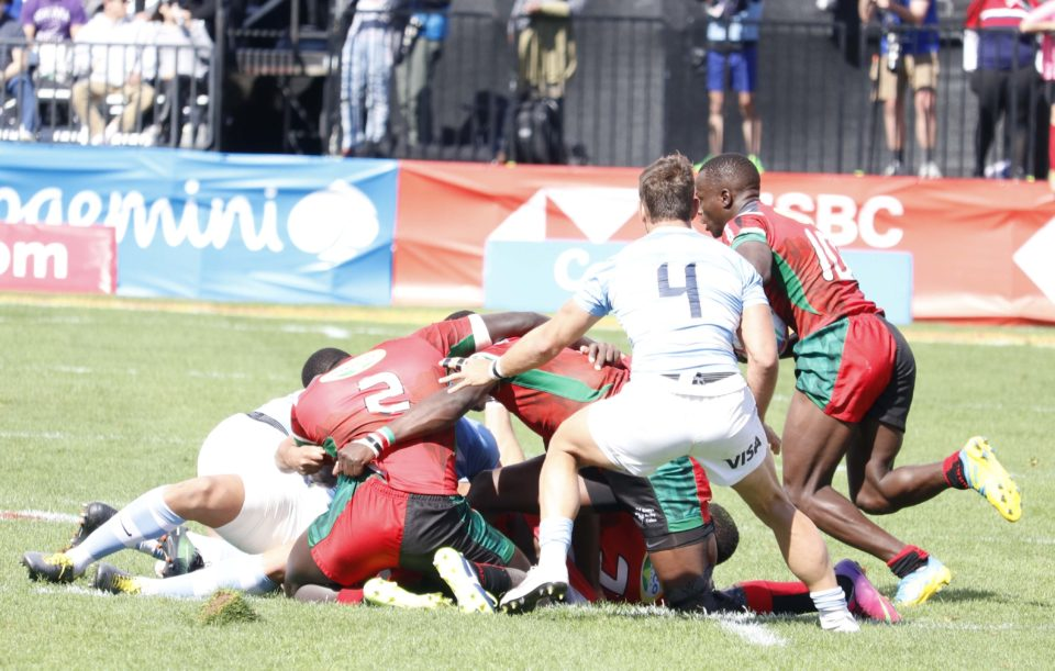 USA Sevens Update: Big Day for Kenya; Powers Through Argentina And Japan