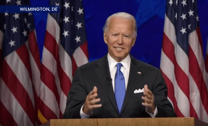 Joe Biden Promises To Tackle Covid-19 On Day One If Elected