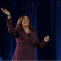Kamala Harris Takes Her Place In History With V.p. Nomination